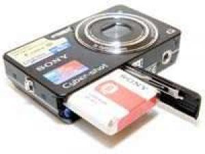 Sony Cyber-shot DSC-WX1 Noir