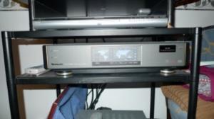 Lecteur VHS Panasonic Multizone
