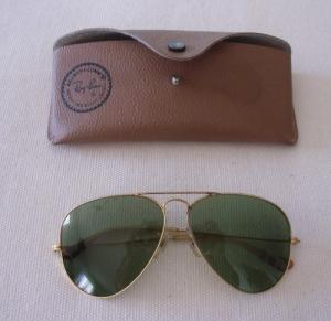Monture aviateur, lunettes soleil Ray Ba