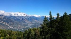 Valais- Terrains à vendre Région Martigny - Saxon