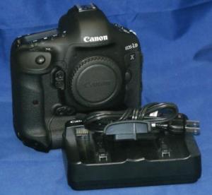 Canon EOS 1DX 18.1MP complet appareil ph