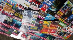 """lot de 400 revues """"Science&vie"""""""