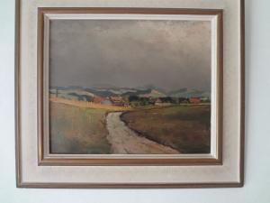 A vendre tableaux du peintre Clément