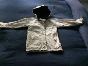 Veste de pluie Anapurna Taille 8 ans