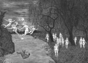 Le Maître et Marguerite, Boulgakov, dessins Noir et Blanc