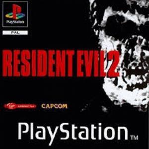 Resident Evil 2 sur Playstation