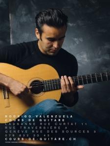 cours de guitare // Lausanne