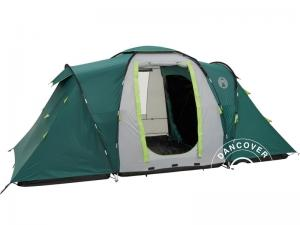 Campingzelt, Coleman Spruce Falls 4, 4 Personen, grün/gr