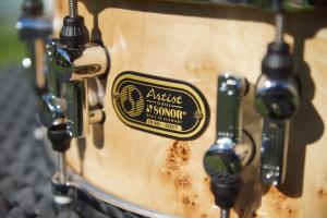 Snare Sonor Artist Series Cottonwood