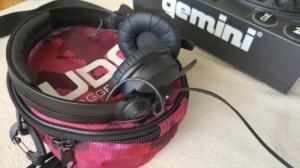 2 platines Gemini CDJ-210+table de mix