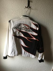A vendre Superbe veste Harley Davidson coton femme  XL