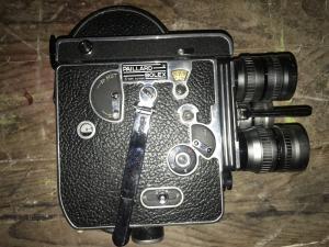 Cameras Bolex Paillard années 50