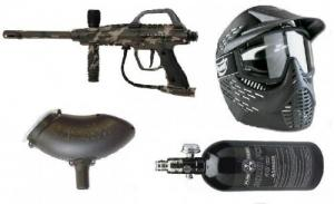 Paintball kit JT TAC 5M recon camo air