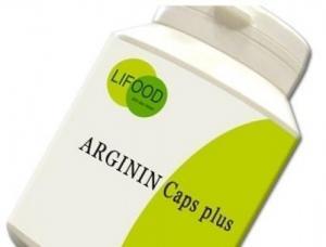 L-Arginine 100 Capsules de 500mg Lifood