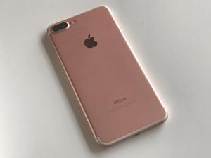 iphone 7 plus 128 gb gold rose