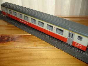Liliput HO Swiss Express 1er classe nouvelle génération