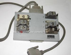 Specialix 00-036000 terminal Adaptateur