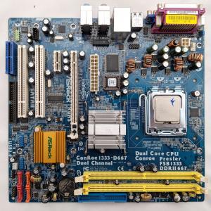 Mainboard ASRock Conroe 1333-D667