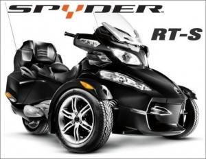 Can-Am Spyder RT-S 1000cc 100ch