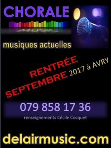 Chorale, Formation Musicale...