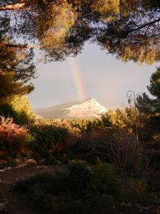 France. Vacances ,Villa  à 5 km d'Aix en Provence