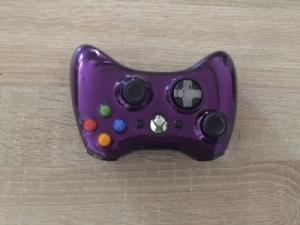 Xbox 360 manette violet