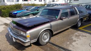 1988 Chevrolet Caprice SW (ex corbillard) superbe