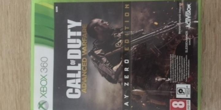 Xbox 360 Call of duty AW