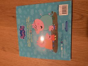 Vends cahier pour enfant de 365  activitées avec Peppa Pig