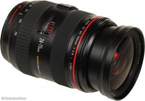 À vendre zoom 24-70 mm f/2.8L IS USM