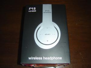 Wireless Headphone P15