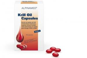 Alpinamed Krill Oil 500 capsules