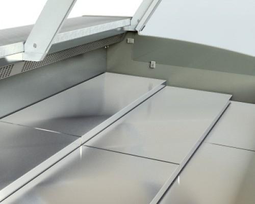 Comptoir réfrigéré pour sandwicherie 1 m