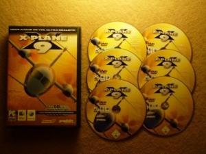 X-PLANE 9 neuf pour 49 chf