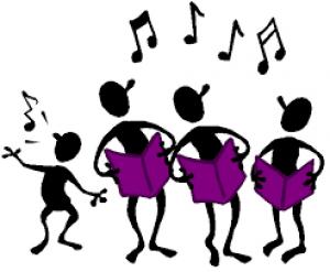 Cours de chant en groupe