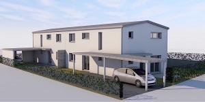 Lumineuse villa de 275 m2 utiles .