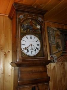horloge comtoise de 3 ans