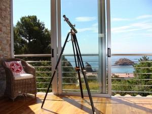 Tossa de Mar, Maison avec vue sur mer