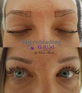 Microblading/Maquillage permanent 3D sourcils