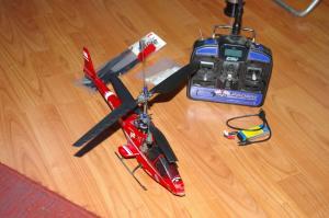 hélicoptère Blade