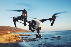 DJI INSPIRE V1 DRONE