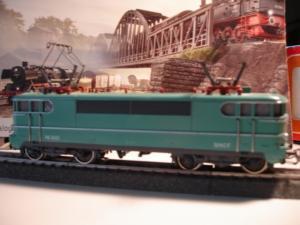 3038 Märklin HO SNCF Série BB 9200 en Digital