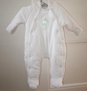 NEUF Vêtement chaud pour bébé de 3 à 6 mois