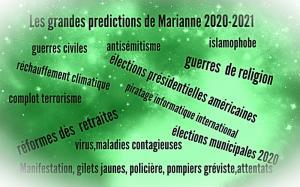 Marianne Voyante Pure et Authentique