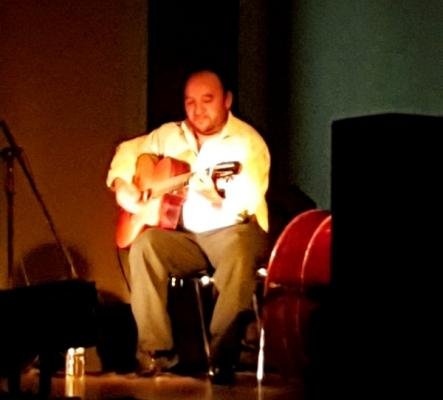 Cour de guitare Jazz manouche