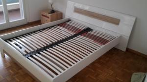 Grand lit complet -