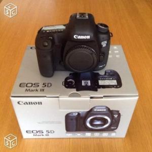 Canon EOS 5D Mark III corps 6000 clique