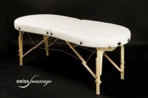 Table de massage pliable Suisse Charm