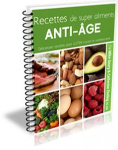 82 Recettes de Super Aliments ANTI-ÂGE