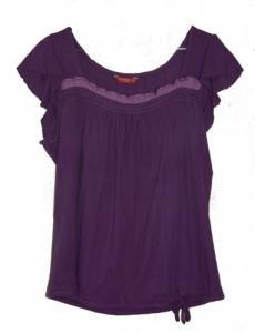 Très jolie blouse violette